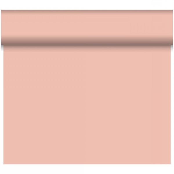 DUNI Tete-A-Tete Tischläufer Dunicel mellow rose