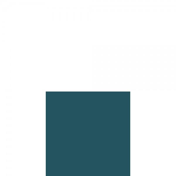 DUNI Cocktailserviette 24x24 cm 3-lagig meerblau