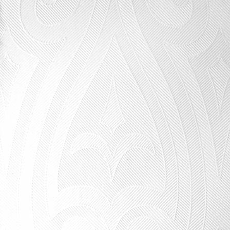 DUNI Elegance Serviette 40x40 cm 1/4F.Lily weiß
