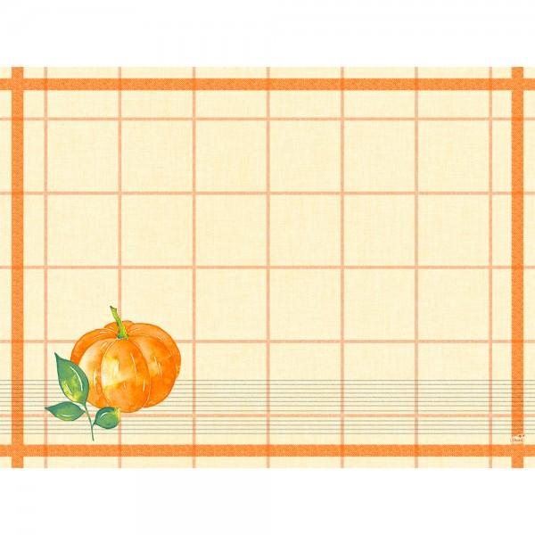 DUNI Tischset Papier 30 x 40 cm Pumkin Spice