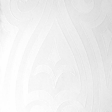 DUNI Elegance Serviette 48x48 cm 1/4F.Lily weiß