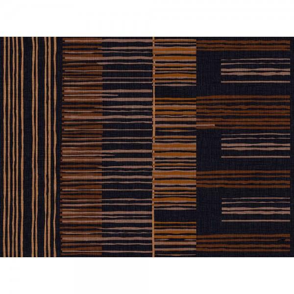 DUNI Tischset Papier 30x40 cm Brooklyn Black