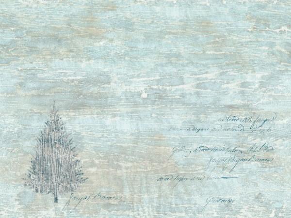 DUNI Tischset Dunicel 30x40 cm Blue Winter