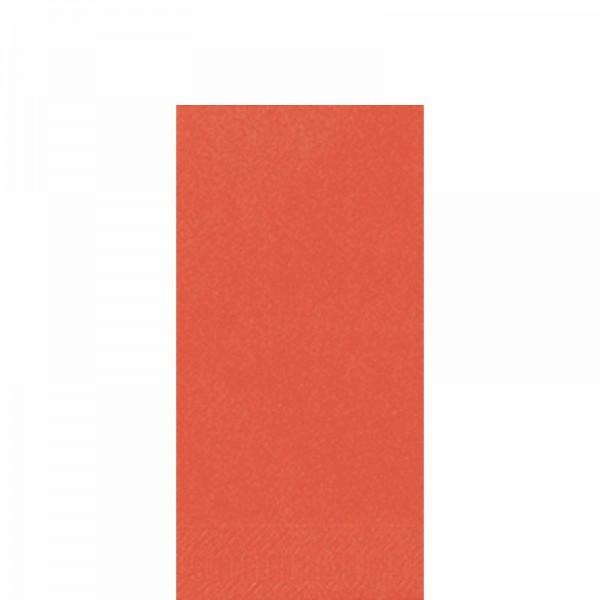 DUNI Zelltuch Serviette 33x33 cm 1/8F. mandarin