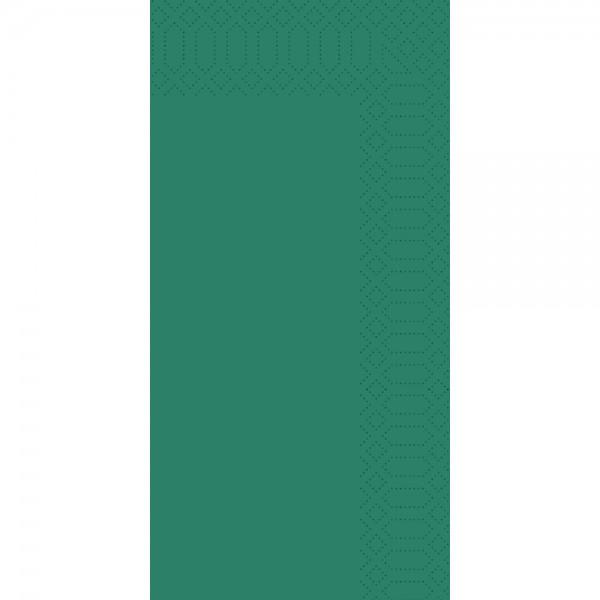 DUNI Zelltuch Serviette 40x40 cm 1/8F.jägergrün