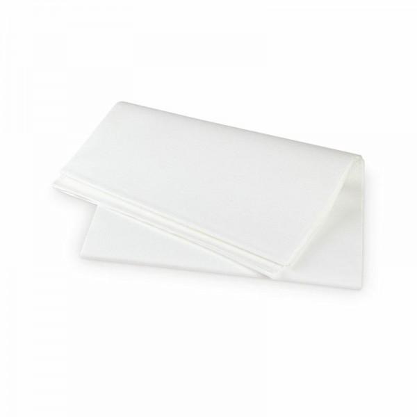 Evolin Tischdecke 127 x 127 cm weiß