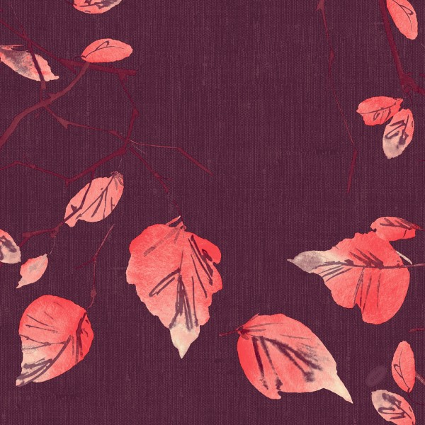 DUNI Klassik Serviette 40x40 cm 1/4F.Painted Fall