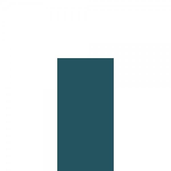 DUNI Zelltuch Serviette 33x33 cm 1/8F. meerblau