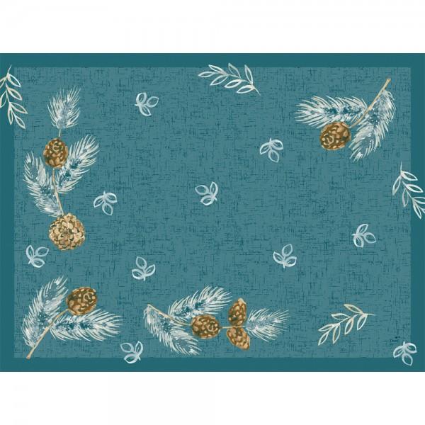 DUNI Tischset Papier 30 x 40 cm Pine Cones