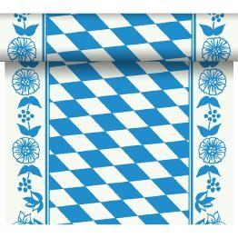 DUNI Tete-A-Tete Tischläufer Bayrische Raute