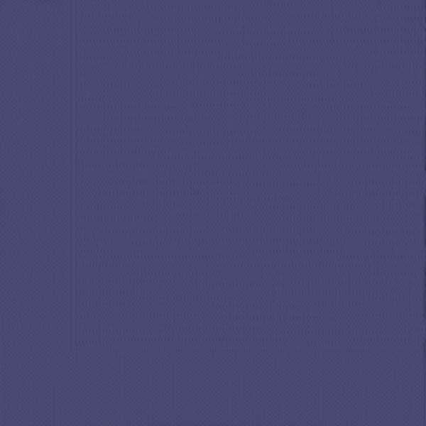 DUNI Klassik Serviette 40x40 cm 1/4F.dunkelblau