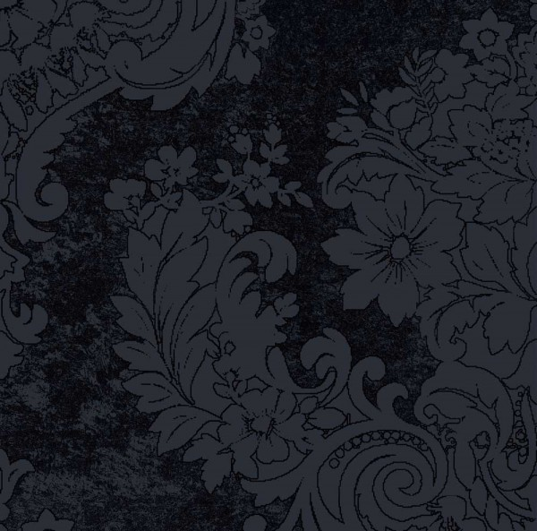 DUNI Dunilin Serviette 40x40 cm 1/4F.Royal Black