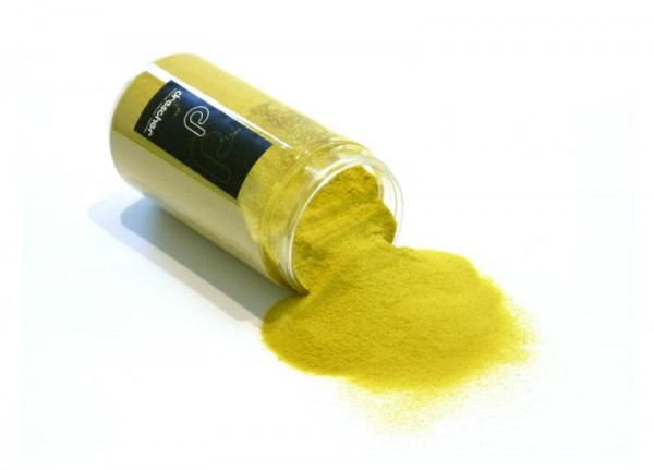 Deko-Sand 370 ml gelb