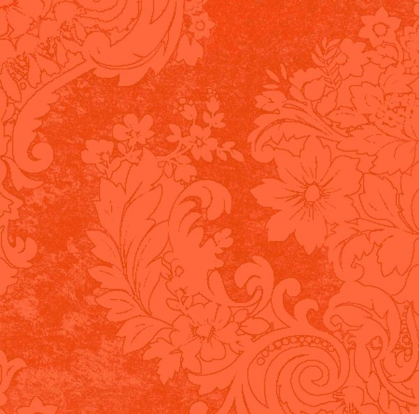 DUNI Dunilin Serviette 40x40 cm 1/4F.Royal Mandarin