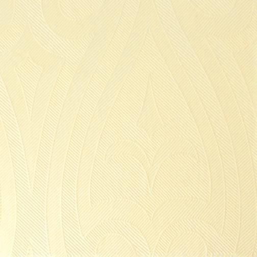 DUNI Elegance Serviette 40x40 cm 1/4F.Lily creme
