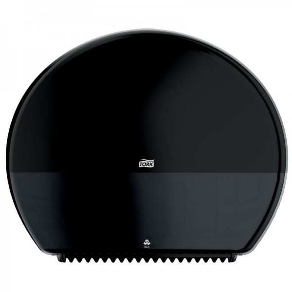Elevation Toilettenpapierspender Jumbo schwarz
