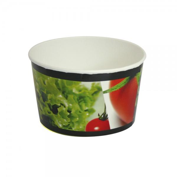 Salatschalen Salad to go 1000ml Papier