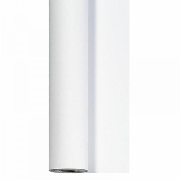 DUNI Tischtuch Rolle Dunicel 1,18 x 25 Meter weiß
