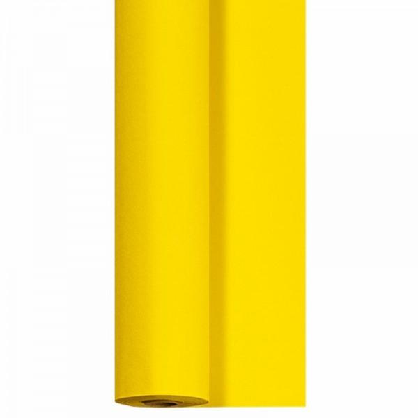 DUNI Tischtuch Rolle Dunicel 1,18 x 25 Meter gelb