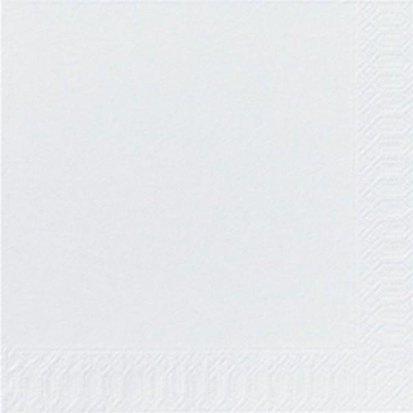 Präge-Servietten 33x33cm 1/4F. 509300