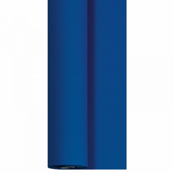 DUNI Tischtuch Rolle Dunicel 1,18 x 25 Meter dunkelblau