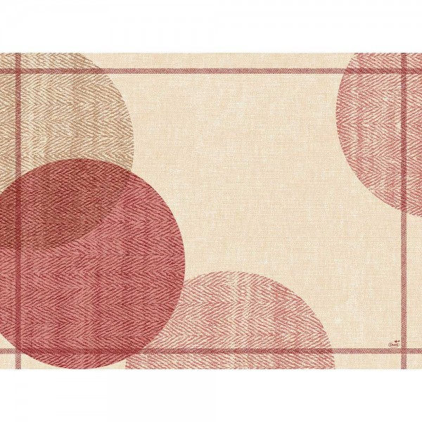 DUNI Tischset Papier 30x40 cm Gravito