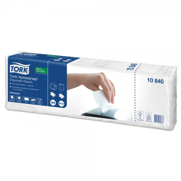 TORK Interfold Spenderservietten Universal 10840