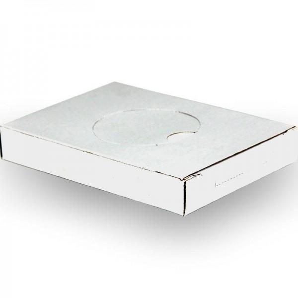 Hygienebeutel für Nachfüll-Box weiß Kunststoff