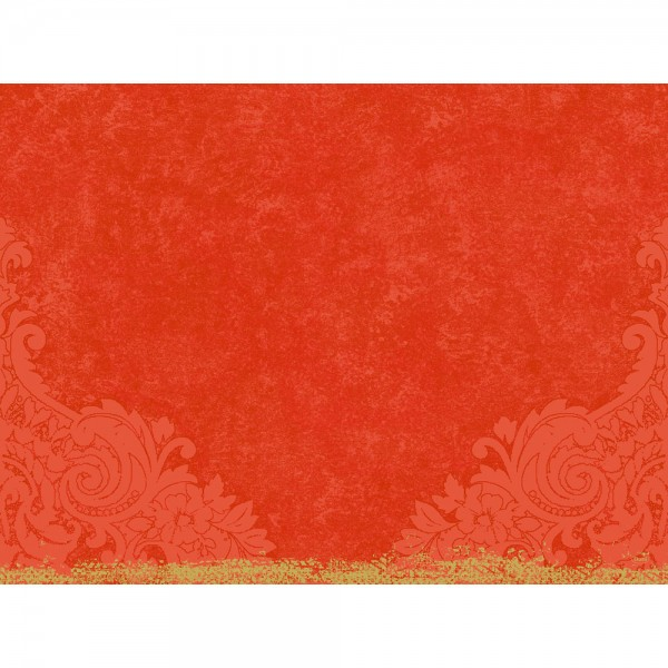 DUNI Tischset Dunicel 30x40cm Royal Mandarin