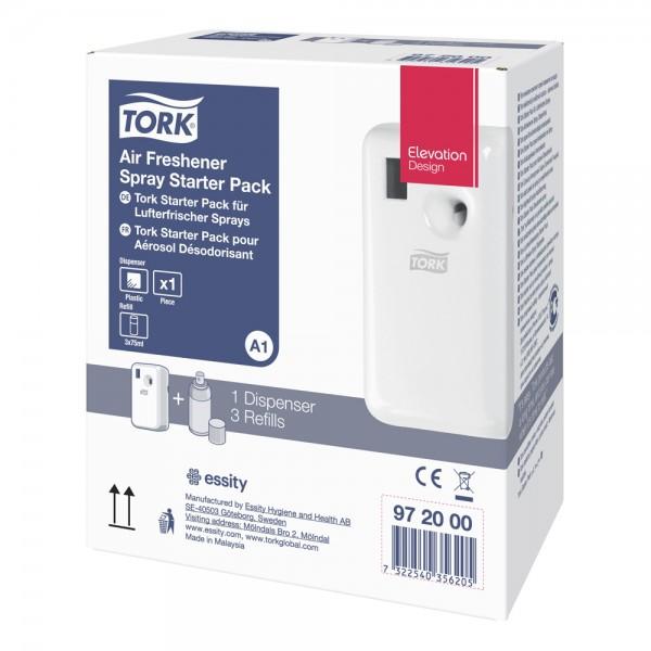TORK Starter Pack Lufterfrischerspray 972000