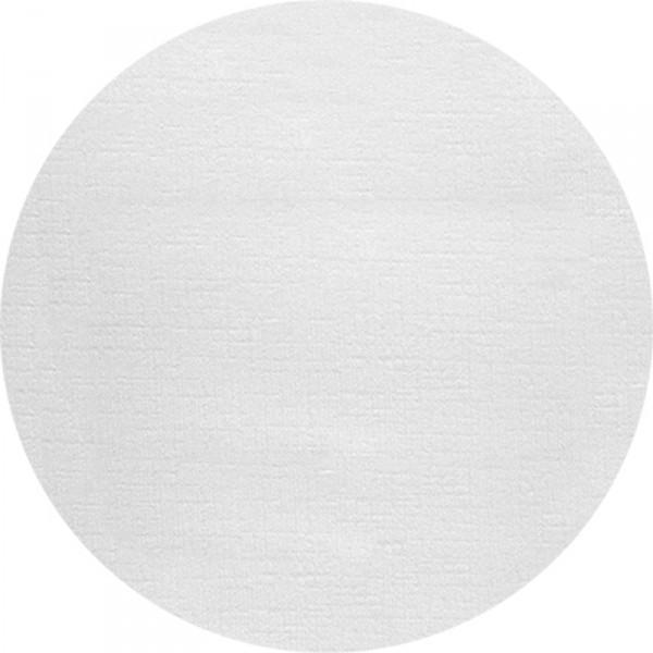 Evolin Tischdecke Ø 240 cm Weiß