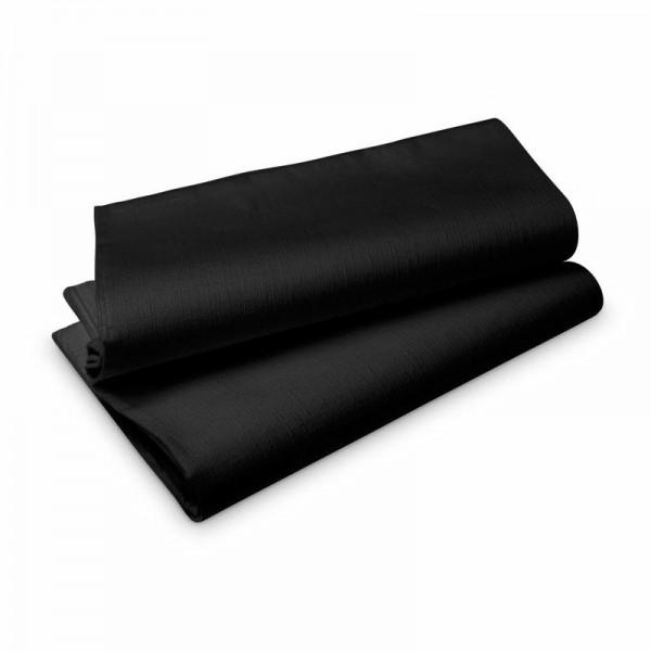 Evolin Tischdecke 127 x 127 cm schwarz