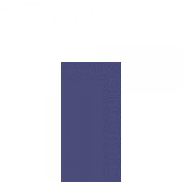 DUNI Zelltuch Serviette 33x33 cm 1/8F.dunkelblau