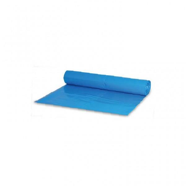 Müllsack 120L 70x110cm 85 LD blau