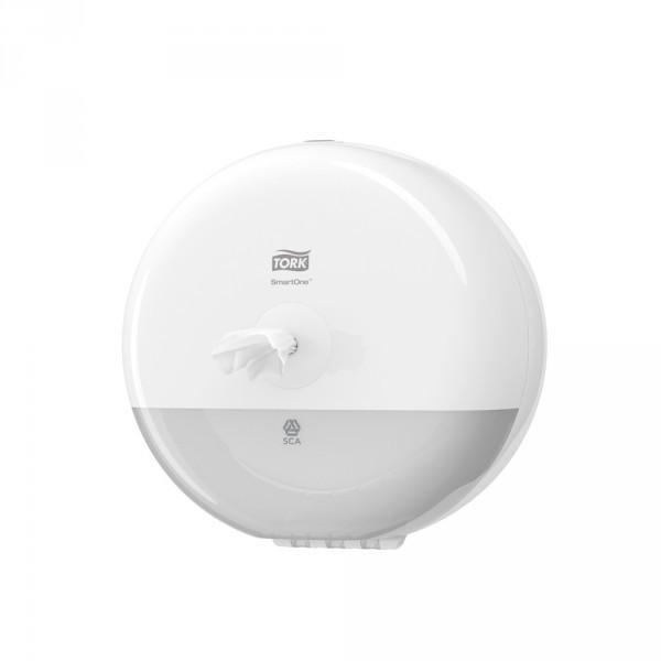 Tork SmartOne® Mini Spender für Toilettenpapier weiß