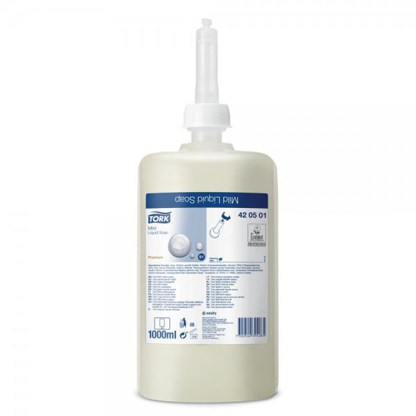 Seifencreme Premium creme 1 Liter TORK 420501