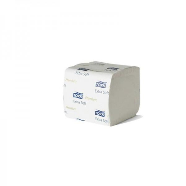 Toilettenpapier Einzelblatt 2 lag. hochweiß 114276