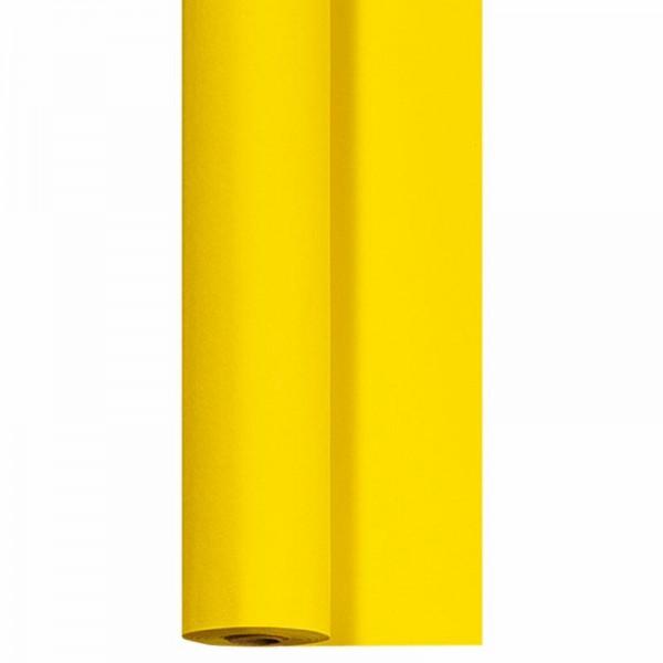 DUNI Tischtuch Rolle Dunicel 1,18 x 40 Meter gelb