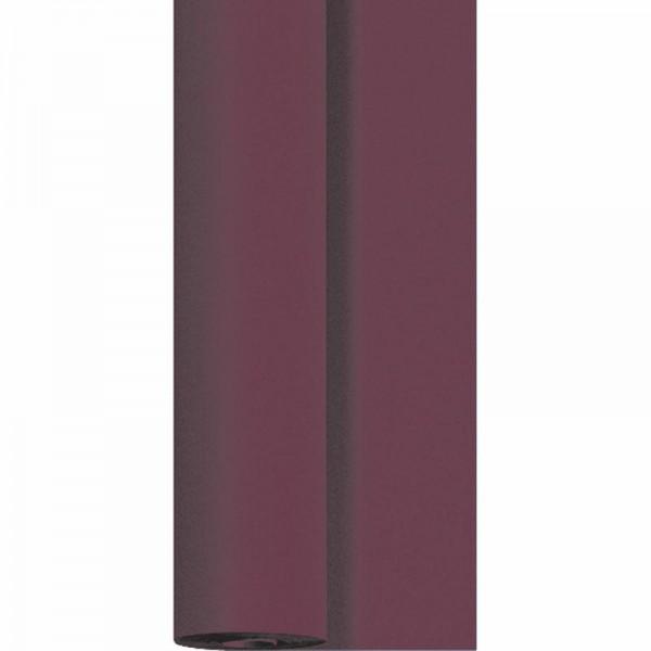 DUNI Tischtuch Rolle Dunicel 1,25 x 25 Meter plum