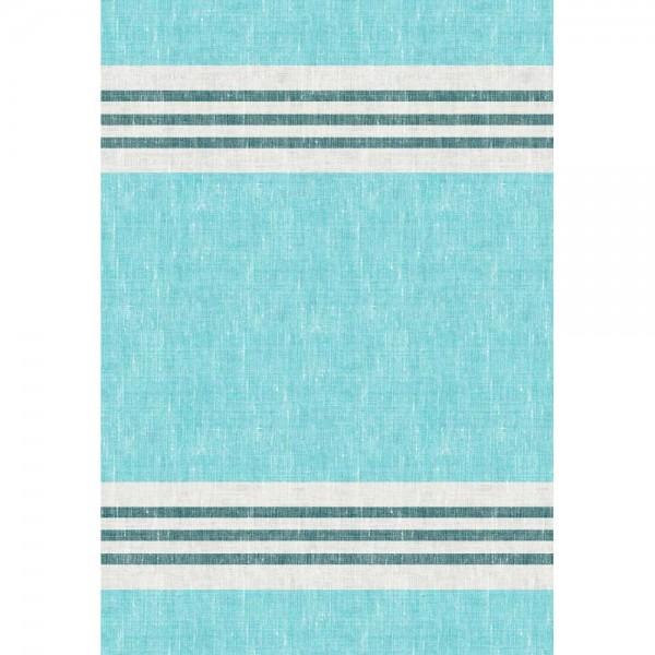 DUNI Towel Napkin 38x54 cm 3-lagig Raya Blue