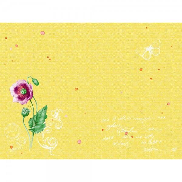 DUNI Tischset Dunicel 30x40 cm Spring Lilies