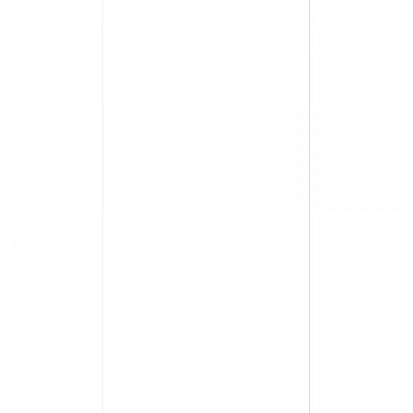 DUNI Dunisoft Serviette 40x40 cm 1/8F. Weiß