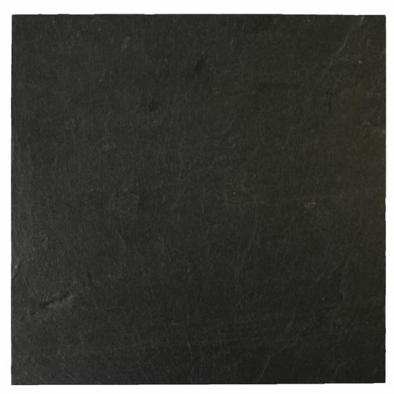 Schieferplatte quadratisch 20x20cm