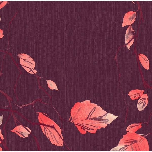 DUNI Dunisoft Serviette 40x40 cm 1/4F.Painted Fall