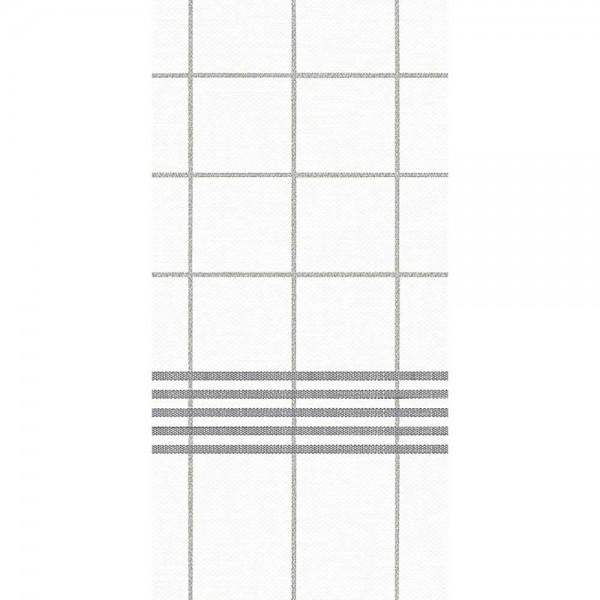 Duni Dunisoft Serviette 48x48cm 1/8 F.Towel Grey