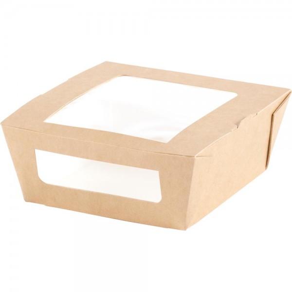 Duni Bio Pappe Box 450 ml rechteckig S Art.:159908