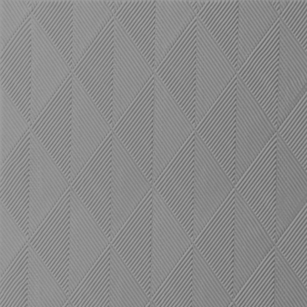 DUNI Elegance Serviette 48x48 cm 1/4F.Crystal granite grey