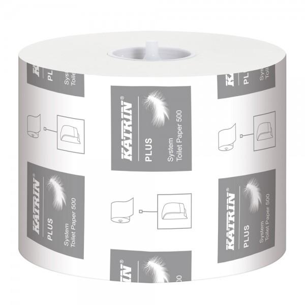 Katrin Toilettenpapier 3-lagig weiß