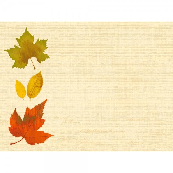 DUNI Tischset Papier 30 x 40 cm Hana