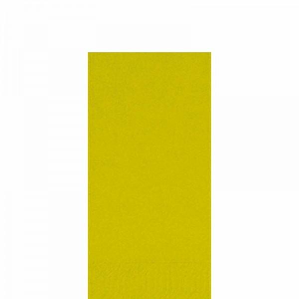 DUNI Zelltuch Serviette 33x33 cm 1/8F. kiwi